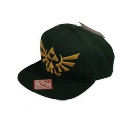 Legend of Zelda Snap Back Baseball Cap