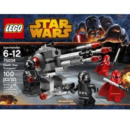 Lego Star Wars Death Star Troopers 75034  - RETIRED