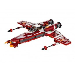 Lego Star Wars Republic Striker-Class Starfighter 9497 Preowned, no box or minifigures Retired