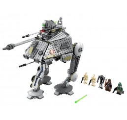LEGO Star Wars 75043: AT-AP Preowned, no box Retired