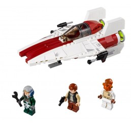 LEGO Star Wars 75003: A-Wing Starfighter Preowned, no box Retired