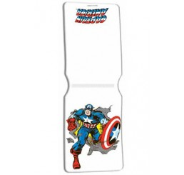 Marvel Classic Captain America Travel Pass Holder