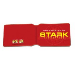 Marvel Iron Man Stark Industries Travel Pass Holder