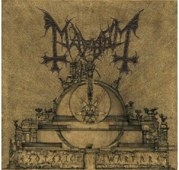 Mayhem - Esoteric Warfare Double Purple Clear Vinyl | Limited to 300 copies