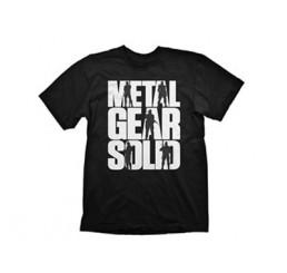 Metal Gear Solid Logo T-Shirt