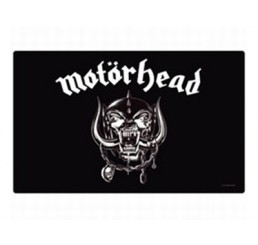 Motörhead Logo Cutting Board