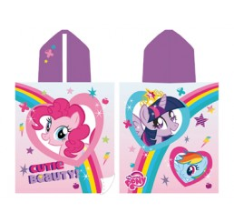 My Little Pony Poncho Towel