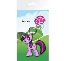 My little Pony Rubber Keychain Twilight Sparkle