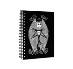 Nightmare Before Christmas Notebook - Jack A5