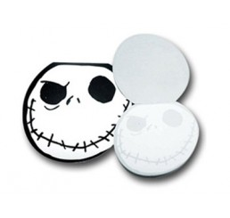 Nightmare Before Christmas Notepad - Jack (Round)