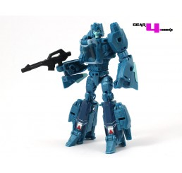 Nonnef Productions Transformers Titans Return Blurr G1 Style Gun
