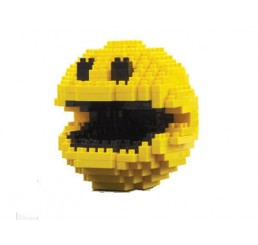 Pac-Man Pixel Bricks Pac-Man