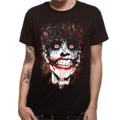 Arkham Joker Grin DC Originals T-Shirt