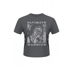 WWE Ultimate Warrior Face T-Shirt XL only