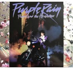 Prince and the Revolution Purple Rain vinyl