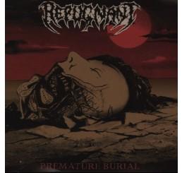 """Repugnant Premature Burial 7"""" Picture Disc"""