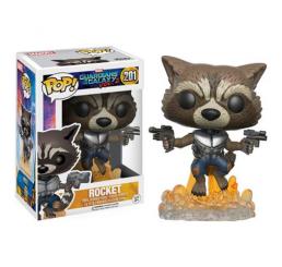 Guardians of the Galaxy Vol 2 Rocket Raccoon Funko Pop