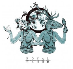 Royal Blood - Out of the Black EP CD