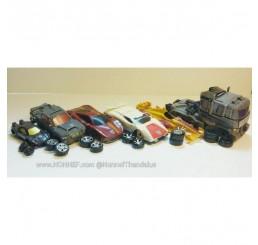 Nonnef Productions Combiner Wars Rubber tyres Motormaster