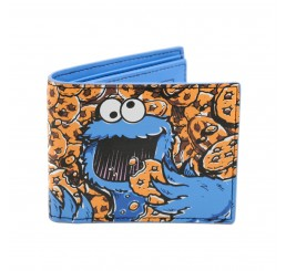 Sesame Street Cookie Monster Wallet