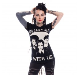 Heartless Clothing You Can't Sit With Us T-Shirt