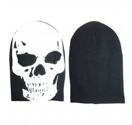 Skull Ski Mask - Glow in the Dark