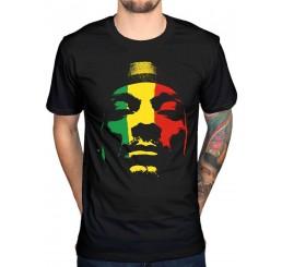 Snoop Dogg Rasta face T-Shirt Small Only