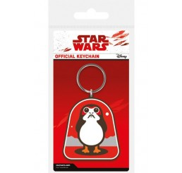 Star Wars The Last Jedi Porg Keychain