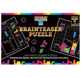 Tetris Jigsaw Puzzle Brainteaser