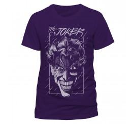 Batman The Joker Purple T-Shirt