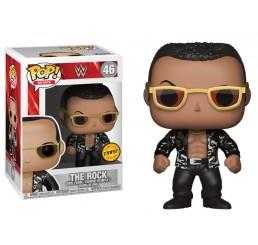 WWE The Rock Funko Pop Vinyl Figure CHASE VERSION