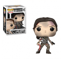 Tomb Raider Lara Croft Funko Pop Vinyl Figure