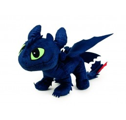 """How to Train Your Dragon Toothless Plush 12"""""""