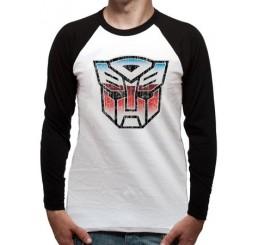 Transformers Autobot Logo Baseball Shirt