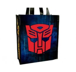 Transformers Autobots Small Recycled Shopper Tote Bag