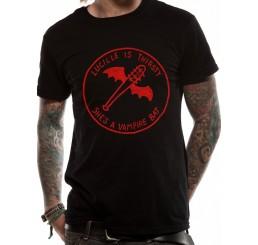 Walking Dead Lucille Vampire Bat T-Shirt
