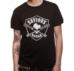 Walking Dead Saviors Crest T-Shirt