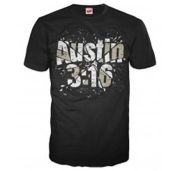 WWE Stone Cold Steve Austin 3:16 Glass T-Shirt