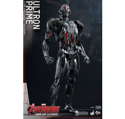 Hot Toys Avengers Age of Ultron - Ultron Prime Movie Masterpiece Action Figure 1/6