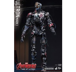 Hot Toys Avengers Age of Ultron - Ultron Mark I Movie Masterpiece Action Figure 1/6