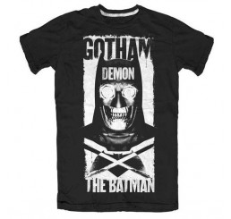 Batman v Superman Dawn of Justice T-Shirt Gotham Demon