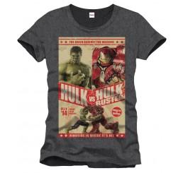 Avengers Hulk Vs Hulkbuster T-Shirt