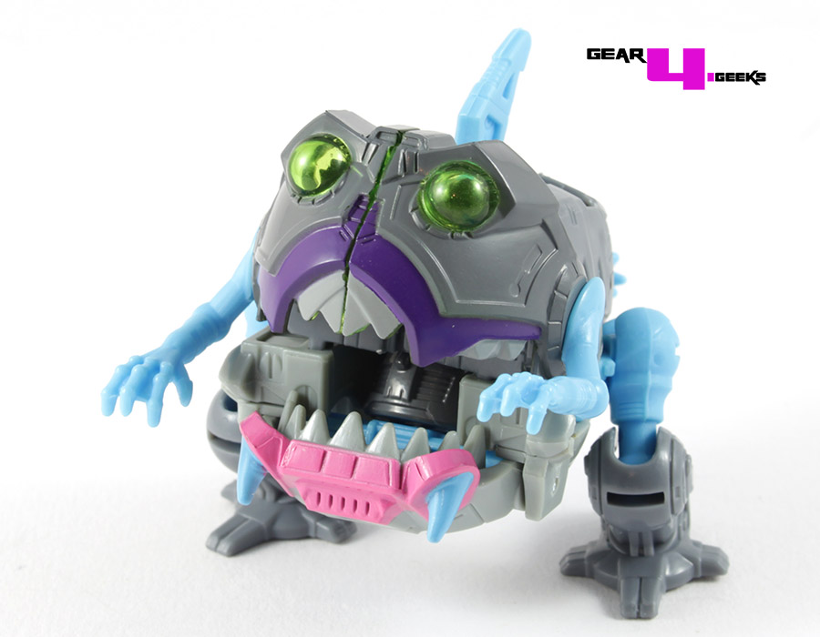 Transformers Titans Return Gnaw