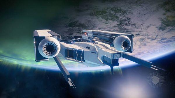 Destiny 2 Ship