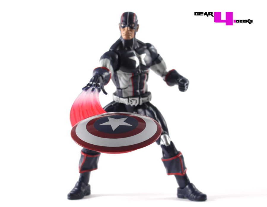 Marvel Legends Captain America Secret War